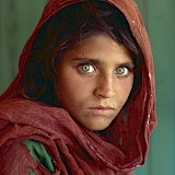 """125 Jahre NATIONAl GEOGRAPHIC"" / © Steve McCurry"
